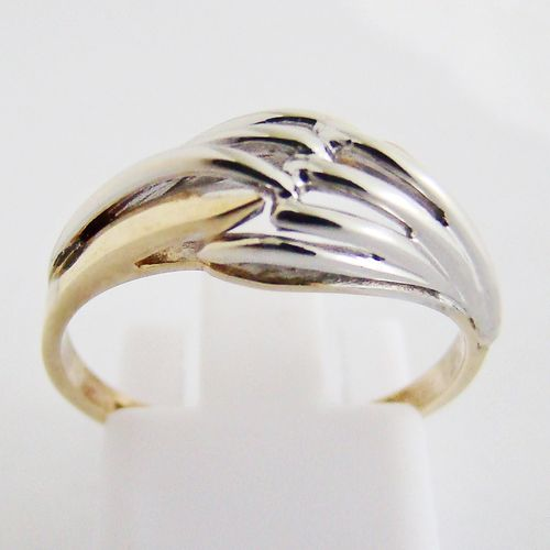 Ring Gold 333 Bi-Color