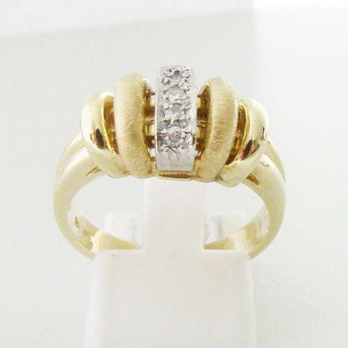 Ring Gold 585 Brillant