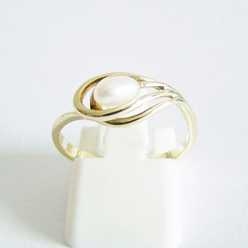 Ring Gold 585 BIWA