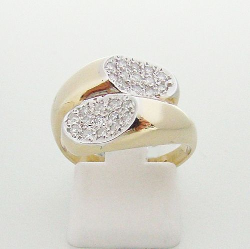 Ring Gold 585 Brillanten