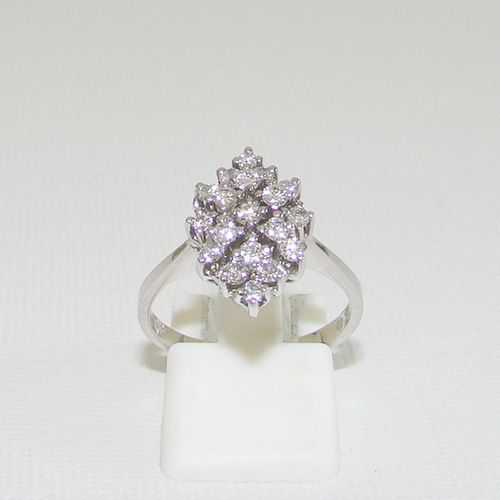 Ring Gold 585 Brillanten 0,50 ct.