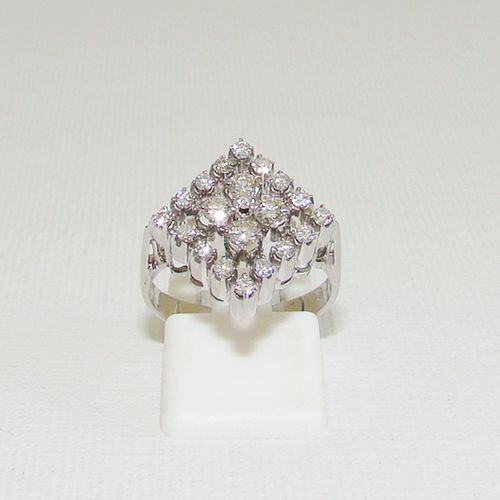 Ring Gold 585 Brillanten 0,67 ct.