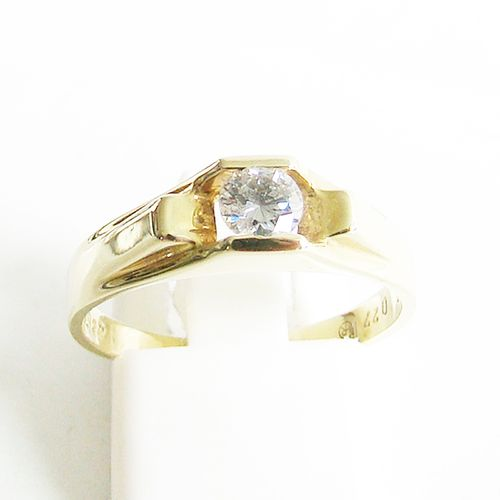 Ring Gold 585er Brillant